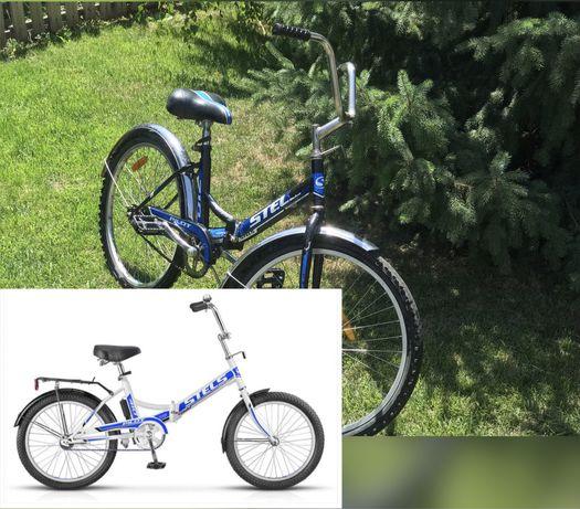 Крутой Велосипед STELS