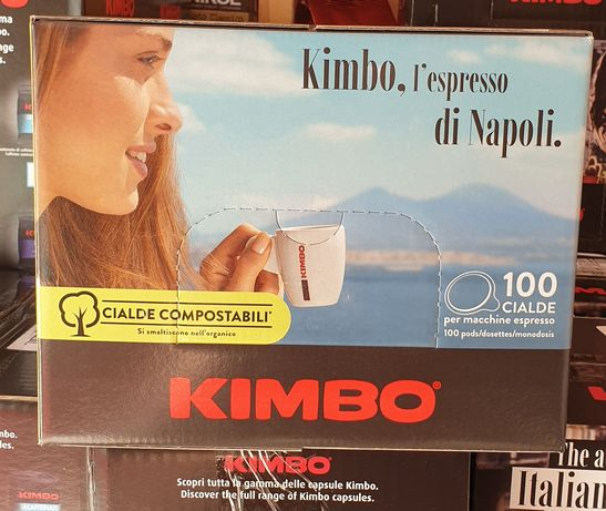 Кимбо чалда/Kimbo cialda