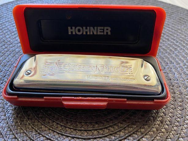 Губная гармошка hohner германия