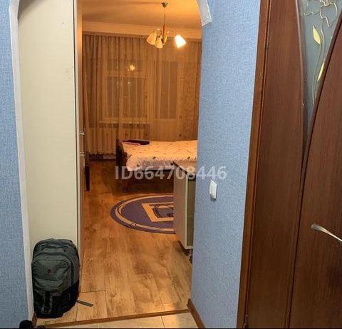 Сдается 1 комнатная квартира рл улице Аблайхана - Манаса
