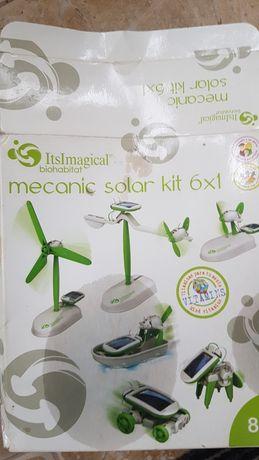 Joc solar eoliana, de construit
