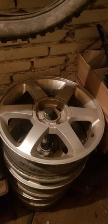 Jante Ford Cougar 16""