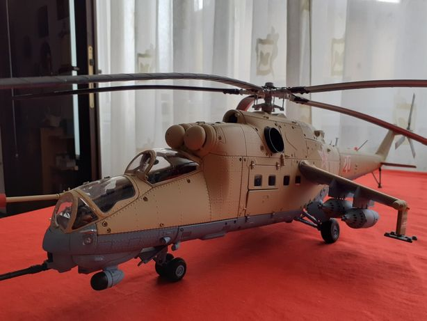 Macheta Elicopter Mi24V