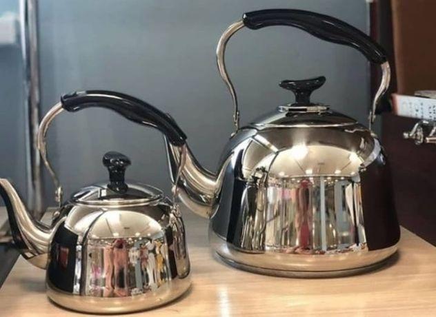 Набор чайников Викалина