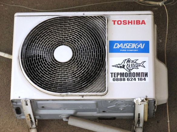 Термопомпи и чилъри въздух-вода. Монофазни и трифазни.