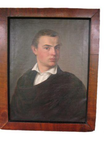 Tablou Armin Kern - maestru austriac, secolul XIX - ulei pe panza