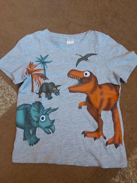 Tricou dinozauri C&A Palomino 116