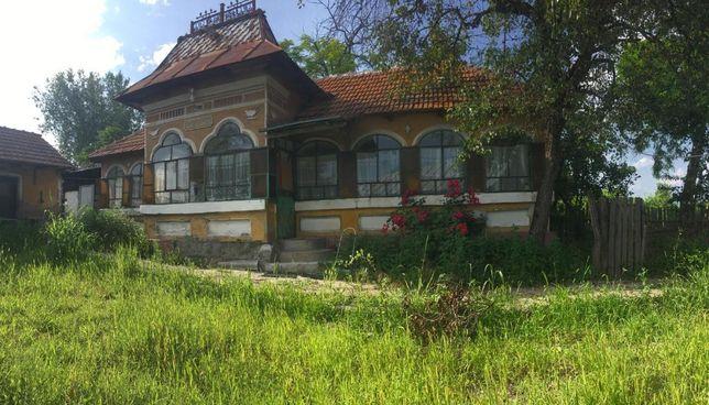 Casa si teren de vanzare Orlesti (Valcea)