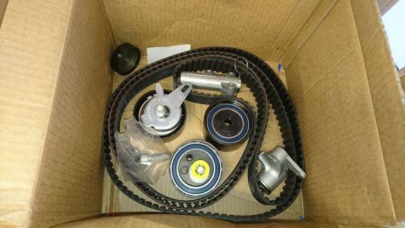 2.5 TDI SKF VKMC 01952-1 водна помпа+ комплект ангренажен ремък