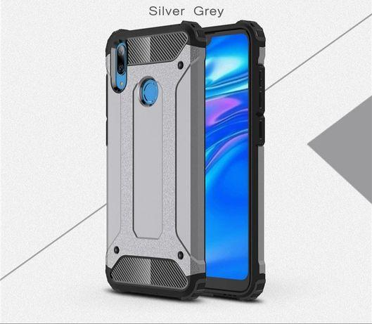 Удароустойчив Кейс Spigen за Huawei Y6s Y5 Y6 Y7 2019 P30 Lite P Smart