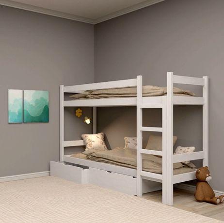 Двухъярусная кровать Эко