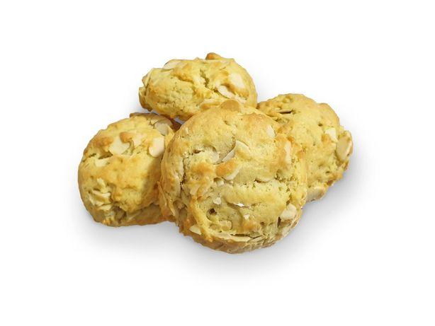 Cookies cu fulgi de migdale 200 gr Dulce de Roxana