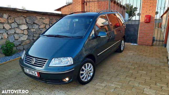 Volkswagen Sharan Business ( Galaxy, Alhambra ) 4x4 4 Motion an 2007, 1.9 Tdi Vw