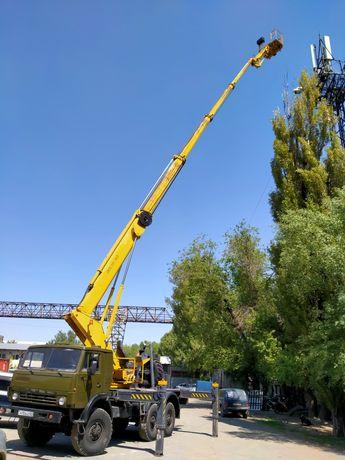 Аренда кобры Алматы, автовышка Алматы до 28 метров.