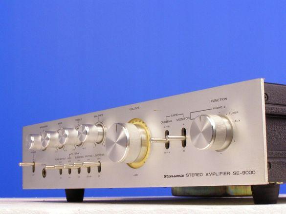 Усилвател за колекционери Starsonic SE-9000