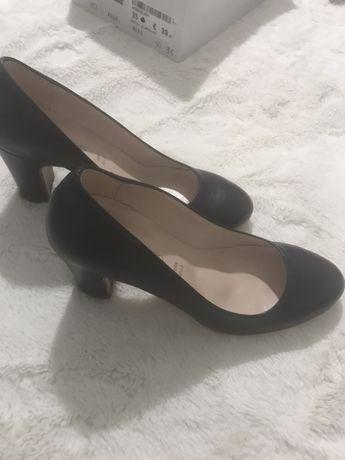 Pantofi piele madame vera
