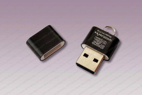 ANIMABG USB microSD четец
