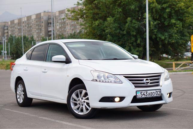 Nissan Sentra 2015 года