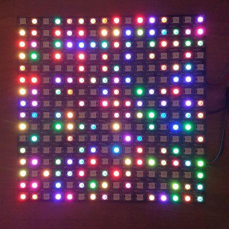 WS2812 led, 16*16, 8*32 matrix