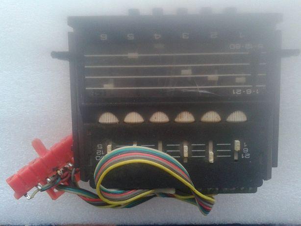 caseta programator TV,functionala 30lei