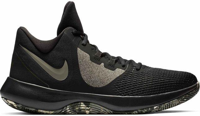 adidasi baschet Nike Precision II, Negru/Gri, 43->NOU,SIGILAT,eticheta