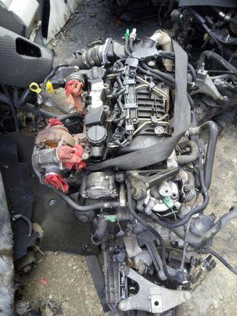Turbosuflanta Ford Focus 2,1.6 TDCI,diesel,90 cai
