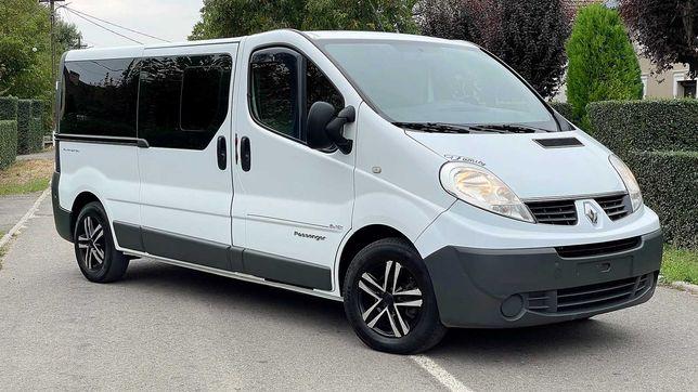 Renault Trafic - Vivaro 2.0 TDCi 114 C,P 8+1 Locuri An 2014 Euro 5