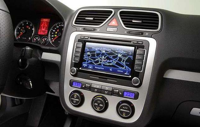 DVD Navigatie Volkswagen Golf Passat Phaeton Tiguan Touran RNS 510