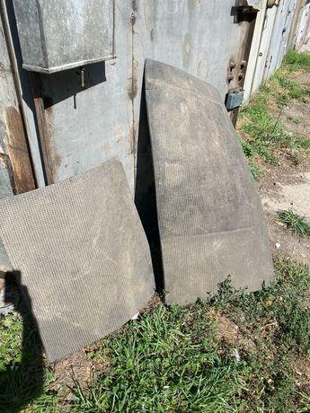 Резиновые коврики под крупный рогатый скот КРС. Цена в описании.