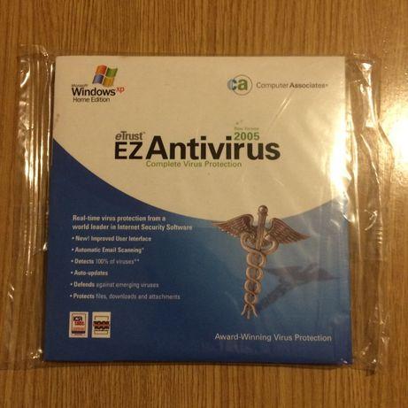 CD eTrust EZ Antivirus 2005