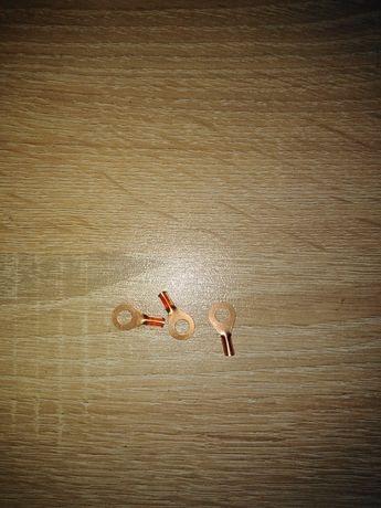 Медно кабелно ухо-произведено в България