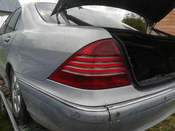 Lămpi spate Mercedes s 320 cdi