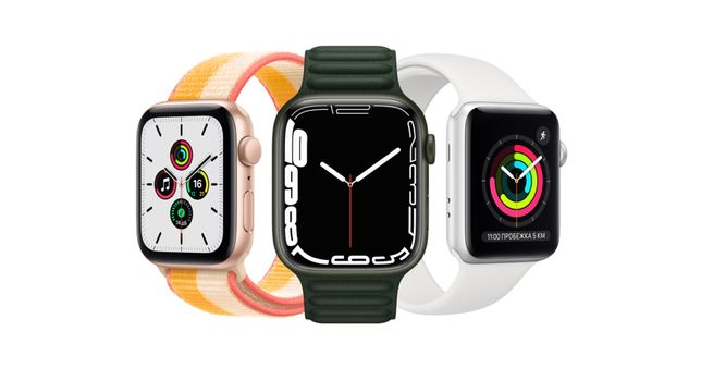 Новинка! Apple Watch 7 41 mm Original /Эпл Уотч 45 / Смарт фитнес часы