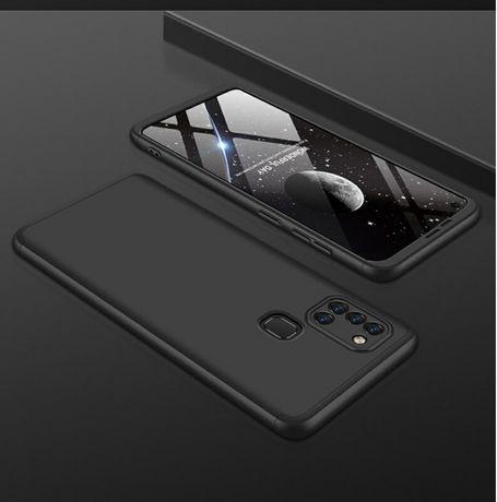 360° Градуса Кейс Мат за Samsung Galaxy A21s / A41 A51 A71 S20 + Ultra