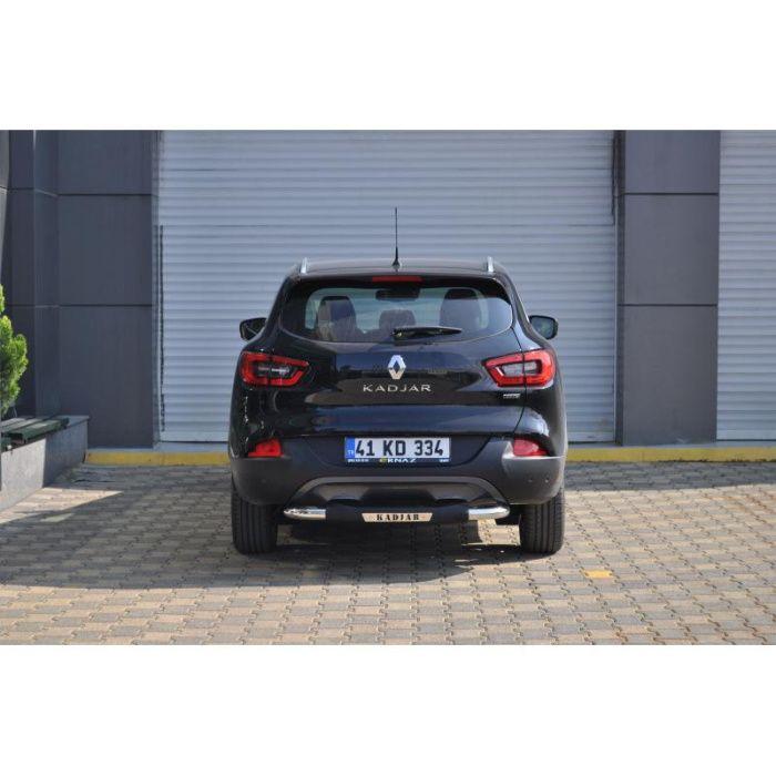 Bara de protectie spate dedicata Renault Kadjar 15-Prezent