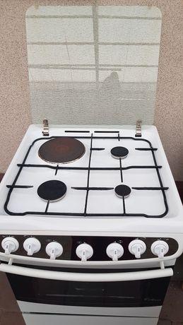 Газовая плита+электроплита