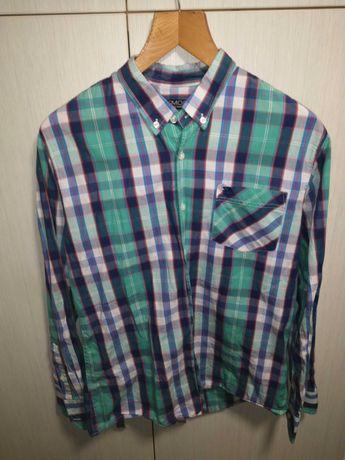 Мъжка риза SMOG тип каре