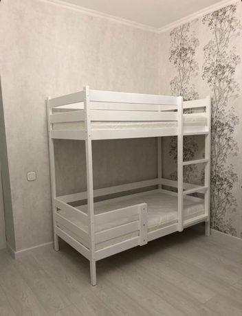 Двухъярусные кровати с матрасами. Новые!