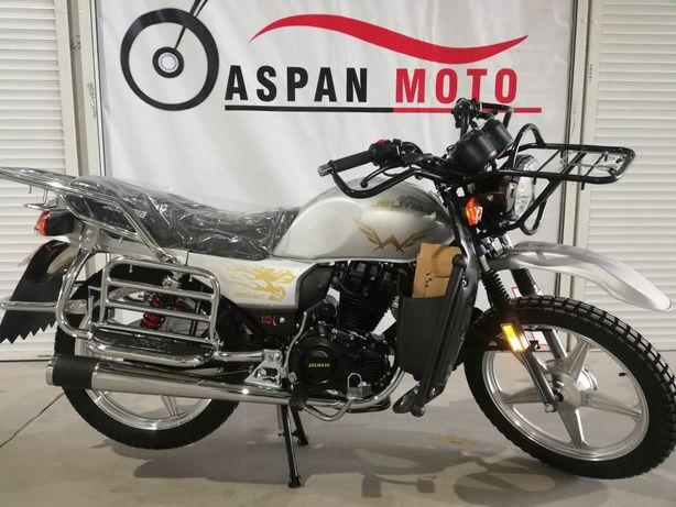 Мотоцикл  JELMAIA 150/200/250 куб Желмая
