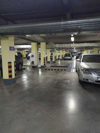 Паркинг / парковка / парковочное место в ЖК Верный
