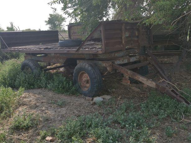 Прицеп трактор МТЗ срочно продам!