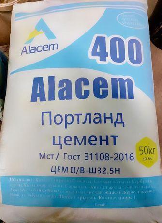 Цемент Алацем М-400. М-400
