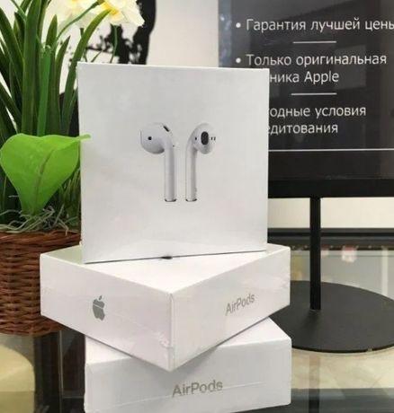 Супер цена! Беспроводные наушники Airpods 2 1:1 Lux, android айфон
