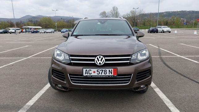 VW Touareg 245 HP 145.000km Distronic piele Webasto keylessgo carlig
