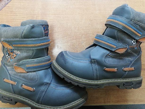 Продам, сапоги, ботинки для мальчика