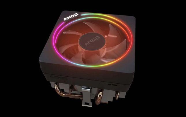 AMD Wraith Prism RGB LED