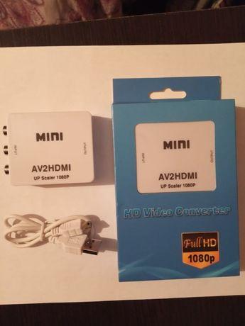 AV2HDMI конвертер