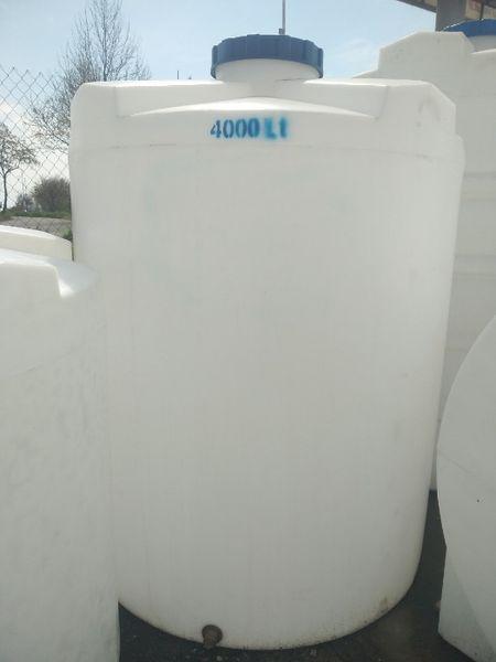4000л. цистерни/бидони/резервоари за вода, мляко, вино,гориво, хр.в-в гр. Ямбол - image 1