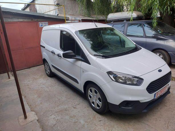 Ford Tranzit Curier Van Trend 1.0 T 100 hp