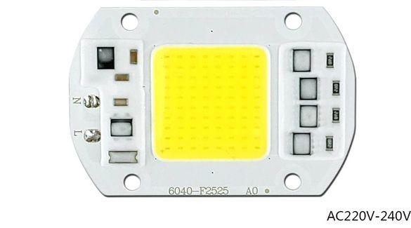 Нови диоди 50W 220V за прожектори